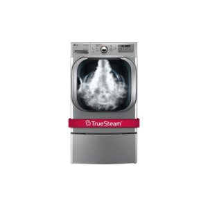 LG Appliances9.0 cu. ft. Mega Capacity Gas Dryer w/ Steam Technology