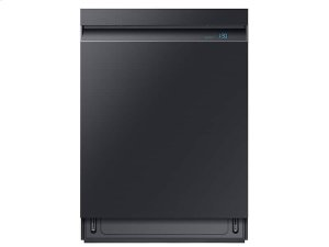Linear Wash 39dBA Dishwasher in Black Stainless Steel Product Image