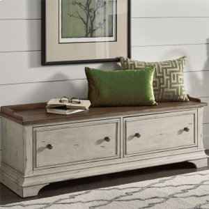 Liberty Furniture IndustriesStorage Hall Bench
