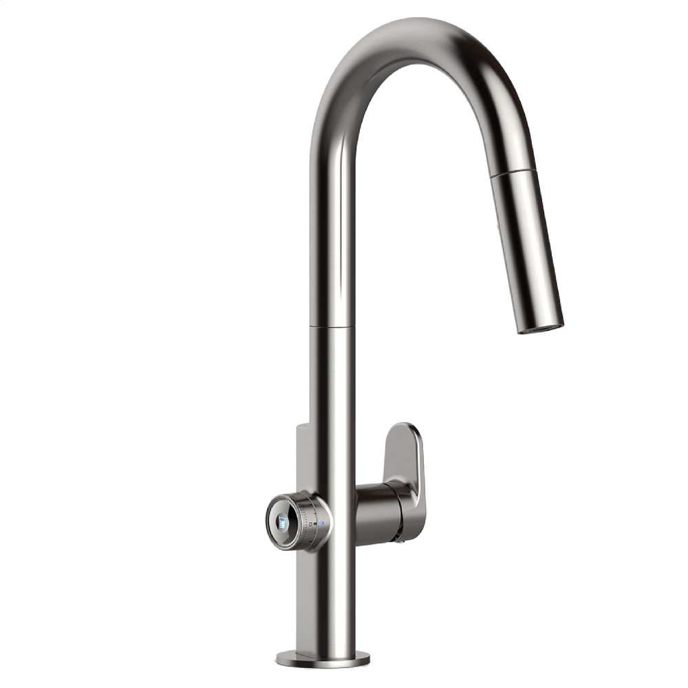 Hidden · Additional Beale MeasureFill Touch Kitchen Faucet American  Standard   Polished Chrome