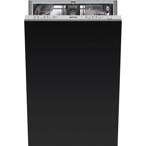 "18"" Fully integrated Dishwasher"