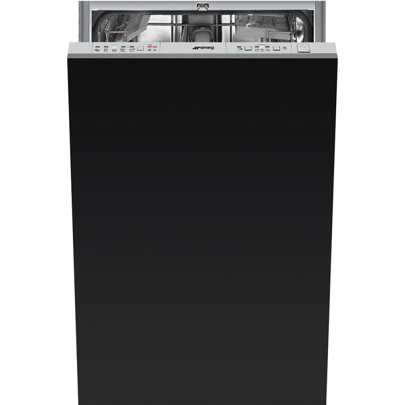 "45CM (Approx. 18"") Fully-integrated, Panel-Ready Dishwasher, ADA Height Compliant"