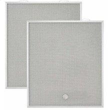 "Aluminum Micro Mesh Grease Filter 15.725"" x 13.875"" x 0.375"""