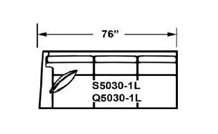 1-ARM SOFA