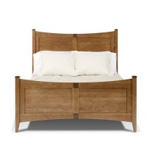 North Cove Panel Bed