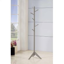 Traditional Grey Coat Rack