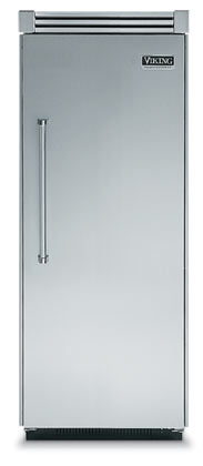 "Oyster Gray 30"" All Refrigerator - VIRB (30"" wide)"
