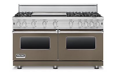"60"" Custom Sealed Burner Range, Propane Gas"