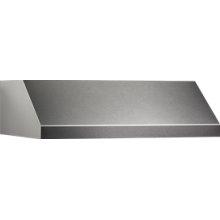 "Broan 440 CFM, 30"" wide Pro-Style Undercabinet Range Hood in Stainless Steel"