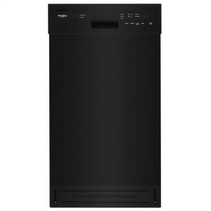 WhirlpoolSmall-Space Compact Dishwasher with Stainless Steel Tub