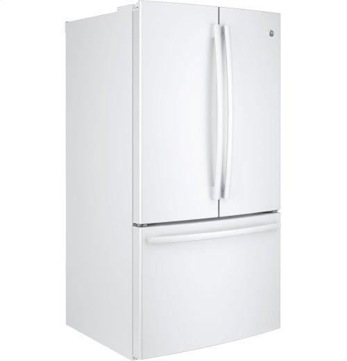 GE® ENERGY STAR® 28.5 Cu. Ft. French-Door Refrigerator