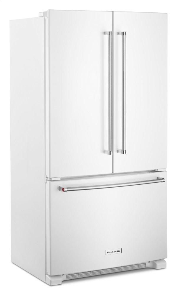 36 Inch Width Counter Depth French Door Refrigerator