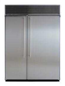 "60"" Built-in Side-by-Side Refrigerator/Freezer"
