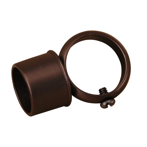 D-Rod Connection Loop - Oil Rubbed Bronze