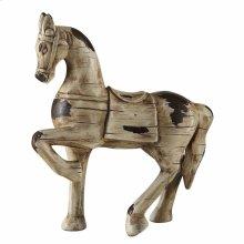 Prancing Horse Statue