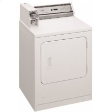 "29"" Mechanical Metered Base Electric Dryer Factory Coinslide and coinbox equipped, $1.00 vend V8 coinslide"