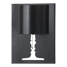 Dream Wall Lamp Black