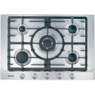 KM 2032 G Gas cooktop with 5 burners for particularly versatile cooking convenience. Product Image