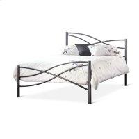 Nina Regular Footboard Bed - Queen Product Image