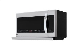 [CLEARANCE] 2.2. cu.ft. Over-the-Range Microwave Oven with EasyClean®. Clearance stock is sold on a first-come, first-served basis. Please call (717)299-5641 for product condition and availability.