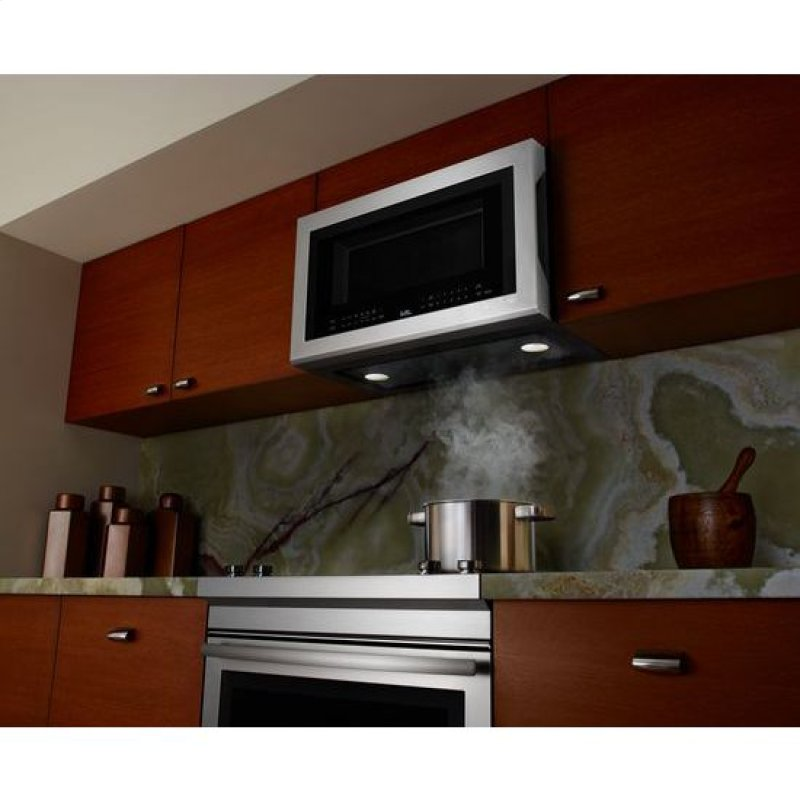 Euro Style 30 Over The Range Microwave Oven With Convection