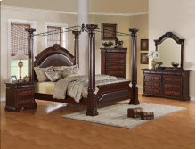 4-Piece Neo Renaissance King Bedroom Set