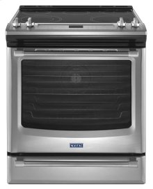 30-inch Wide Electric Range with Convection and Fit System - 6.4 cu. ft.