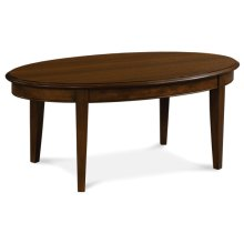 Mcdonald Oval Cocktail Table