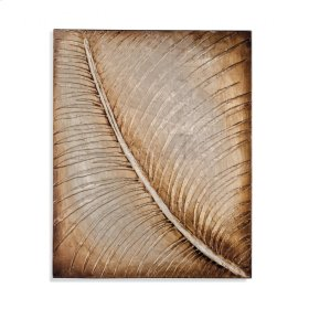 Sanibel Palm Leaf