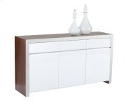Lauderdale Sideboard - White Product Image