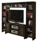 "Essentials Lifestyle 55"" Console with Doors Product Image"
