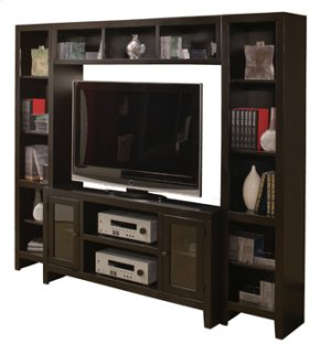 "Essentials Lifestyle 55"" Console with Doors"