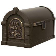 Fleur De Lis KS-20F Keystone Series Mailbox