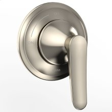 Wyeth™ Volume Control Trim - Brushed Nickel
