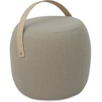 Olivia Pouf Ottoman in Ashe Product Image