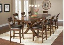 Park Avenue 9pc Counter Dining Set