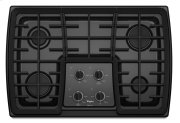 Gold® 30-inch Gas Cooktop with 17,000 BTU Power Burner Product Image