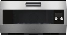 """Single Oven Stainless steel Width 36"""" (90 cm)"""