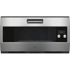 "GaggenauSingle Oven Stainless steel Width 36"" (90 cm)"