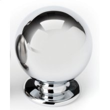 Knobs A1032 - Polished Chrome