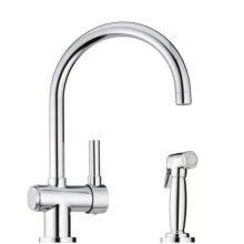 Single Lever Sink Mixer With Handshower