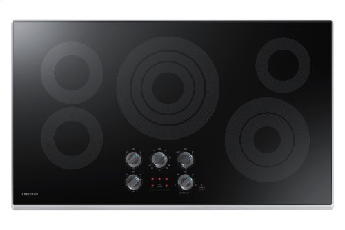 """NZ36K6430RS Electric Cooktop with 6/9"""" 3.3 kW Rapid Boil Burner, 10.5 kW **OPEN BOX ITEM**"""