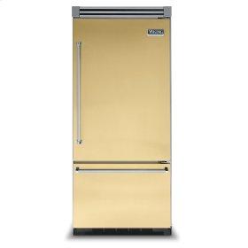 """Golden Mist 36"""" Bottom-Mount Refrigerator/Freezer - VIBB (Right Door Hinge)"""