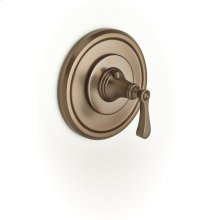 Thermostatic Valve Trim Summit (series 11) Bronze