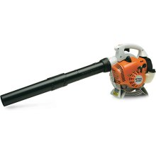 An easy-to-use handheld blower with a simplified starting system.