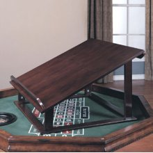 """Brandon """"Warm Cherry"""" Game Table Top Holder (for retail display only)"""