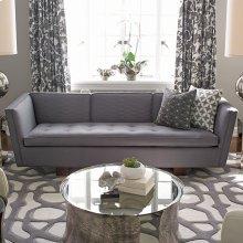 Gent Sofa-Charcoal