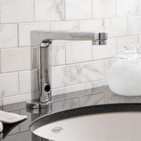 Moments Selectronic Proximity Faucet - Base Model - Brushed Nickel