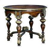 Seville Round End Table