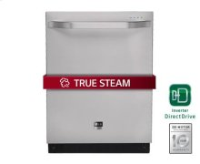 LG Studio - Fully Integrated Dishwasher with TrueSteam Technology and Flexible EasyRack Plus System